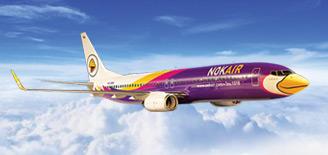 Nok Air boeing-737-800