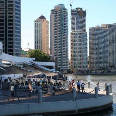 boulevard in Brisbane