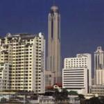 Hoogbouw in Bangkok
