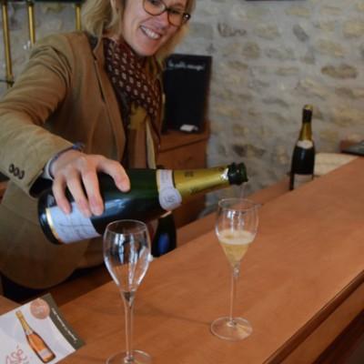 champagnehuis Lelarge-Pugeot