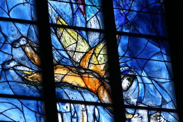 Wim van Vendeloo Duitsland - Wim van Vendeloo Chagall Glas In Lood