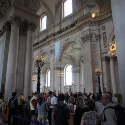 St Paul, voorzover gratis te bezichtigen
