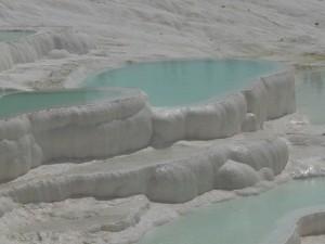 Pamukkale kalksteenbassin