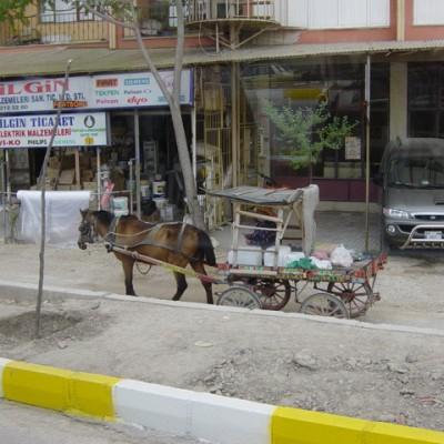 vervoer op het platteland