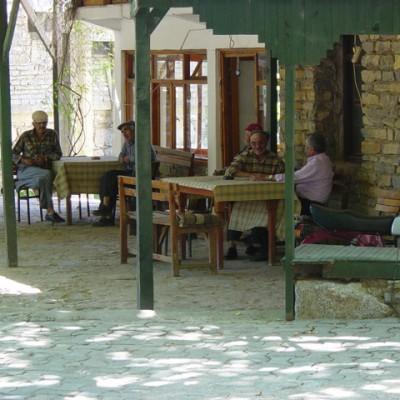 cafeetje in turkije