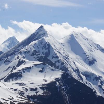 Fuschertörl 2428 meter