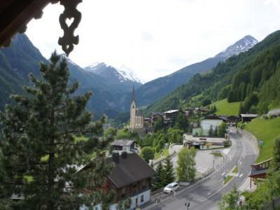 ons uitzicht in Kaiser Villa