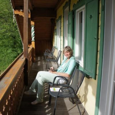 balkon Kaiser Villa
