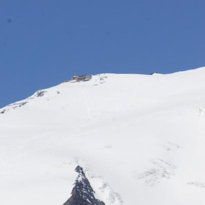 Erzherzog Johann Huette 3454 meter