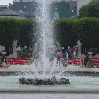 fontein Mirabel