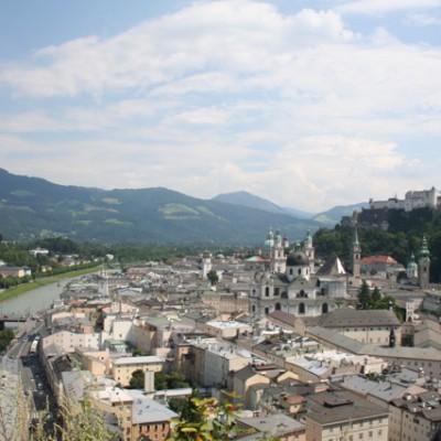 Salzburg vanaf M32