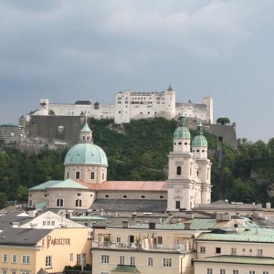 Dom en Slot Hohensalzburg