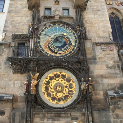 astronomisch uurwerk Praag