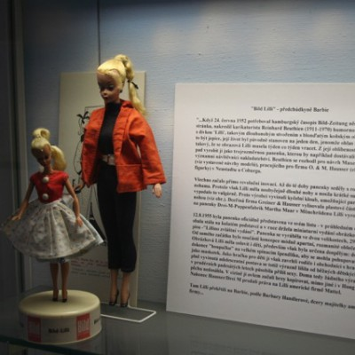 Barbie 1955