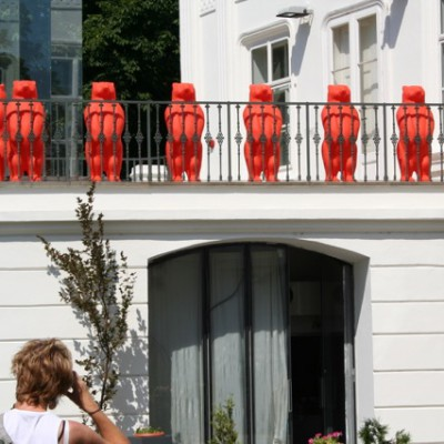 beren op het Balkon