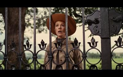 Maria verwondert zich over het huis van Von Trapp